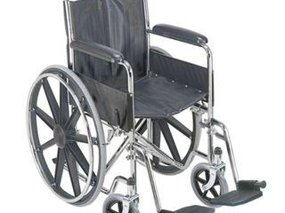 DMI Wheelchair  black