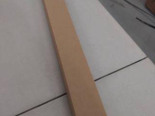 single lF 3 8  BlIND  PAPER lIKE PlEATS 36  WIDE