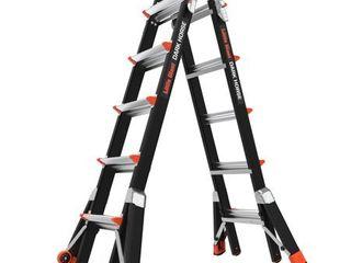 little Giant ladder Systems Duty Rating Fiberglass