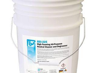 BSI 225 High Foaming All Purpose Neutral Cleaner