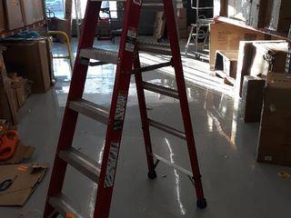 Westward ladder  6 FT