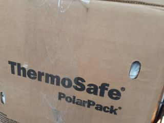 box of Thermosafe polar pack