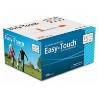 Easy Touch Insulin Syringes 30 Gauge 1cc 5 16 in   100 ea 2 Boxes