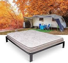 Blissful Journey RV 10 inch Pillow Top Innerspring Mattress  Retail 321 49 short queen