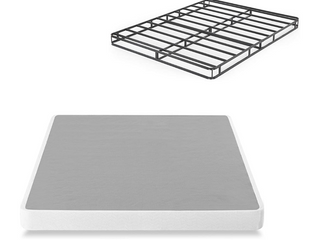 Priage by Zinus 5 inch Smart Box Spring Foundation  Retail 103 49