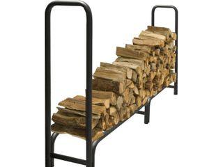 8 Ft Heavy Duty log Rack