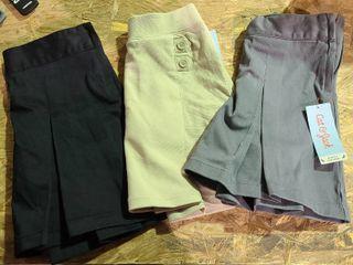 Cat   Jack Size 6 Girls Skorts School Uniforms
