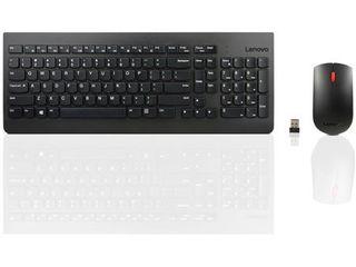 lenovo 510 Wireless Combo Keyboard   Mouse   Black