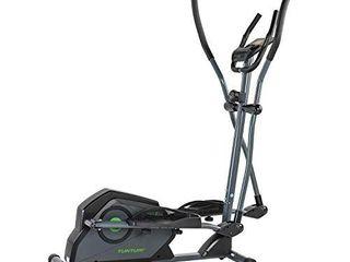 TUNTURI C30 Rear Cardio Fit Series Elliptical Crosstrainer with Heart Rate Monitor  Black