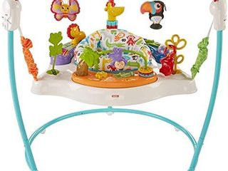 Fisher Price Animal Activity Jumperoo  Blue  One Size