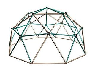 lifetime Geometric Dome Climber Play Center  Earthtone