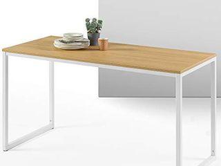 Zinus Jennifer Office Desk  55 Inch  Natural