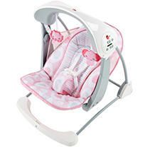 Fisher Price Take Along Deluxe Swing   Pink