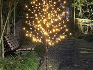 lightshare lED Blossom Tree  6 5 Feet  Warm White