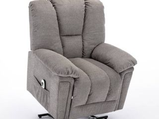 Cabrillo Microfiber Recliner lift Chair by Greyson living   Ash Grey