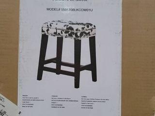 linon home decor counter stool