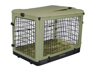Dog Gear  The Other Door  Steel Dog   Cat Crate   42    Sage
