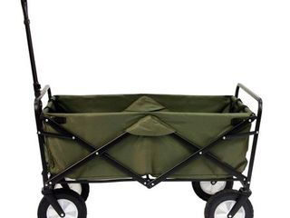 Mac Sports Folding Wagon   Green