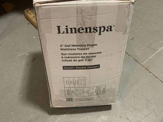 linenspa ls30qq30gt Mattress Topper  Queen