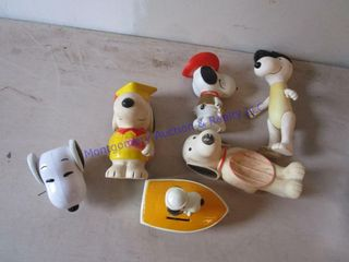 SNOOPY PIECES