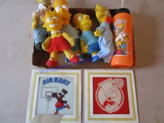 SIMPSONS FIGURINES