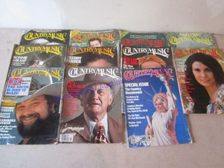 COUNTRY MUSIC MAGAZINES