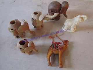 ElEPHANT TOOTHPICK HOlDERS
