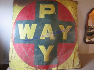 PAYWAY SIGN