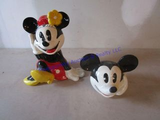MINNIE MOUSE COOKIE JAR