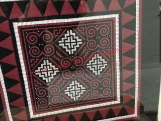 Hmong Folk Fabric Art