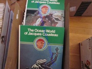 THE OCEAN WORlD BOOKS