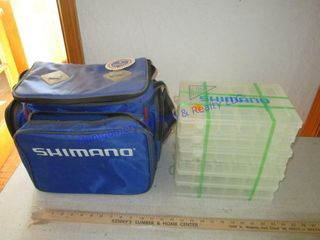 SHIMANO TACKlE CONTAINER