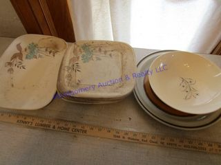 DISHES PlANTERS AND RElATED