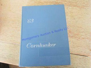 CORNHUSKER YEARBOOK