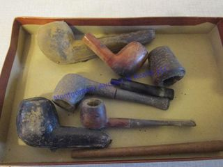 ASSORTED PIPES