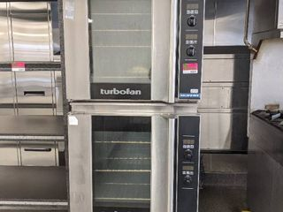 Moffat Turbofan Double Full Size Electric Convection Oven E32D5