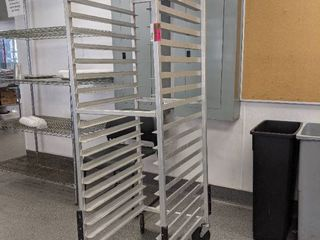 Pan Rack On Casters