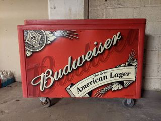 Beer Cooler On Casters