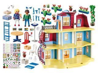 Playmobil Mein Puppenhaus  Konstruktionsspielzeug Toys