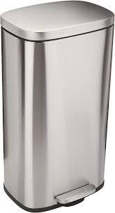 Stainless Steel Trashcan