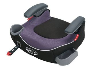 Graco TurboBooster lX Backless Booster Car Seat  Anabele Purple