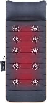 Ten Motors Massage Mat With Heat