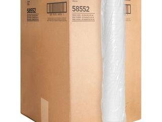 Genuine Joe Foam Hot Cold Drink Cups  12 fl oz  1000 per Carton