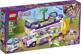 lego Friends Friendship Bus 778 Pieces