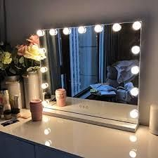 Fenchilin Hollywood Style Makeup Vanity Mirror