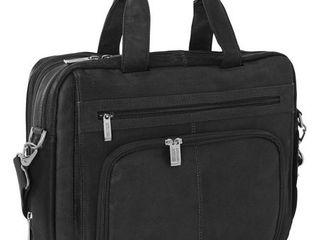 Kenneth Cole Reaction Double Compartment Top Zip laptop Case