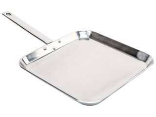 Maxam Stainless Steel Griddle