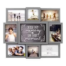 Madlen 8 Opening Panel Collage Picture Frame