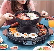 Shabu Shabu 1 Pot Multifunction Baking Pan