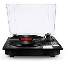 Seeying Vinyl Turntable w  USB Direct Encoding